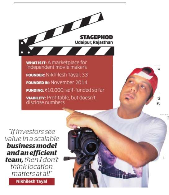 Economic Times covered Stagephod