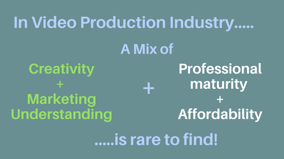 All about Video Making Process: Production, Pricing & Challanges