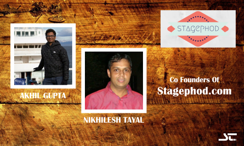Stagephod covered by Startup Talkies