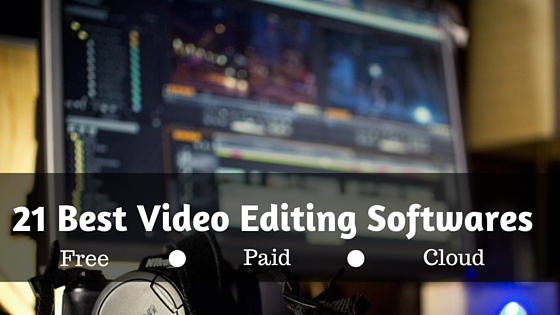 21 best video editing software for Windows & Mac