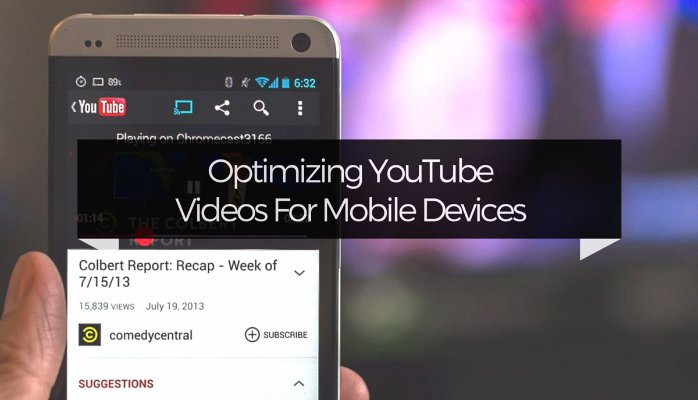 Making  your video mobile friendly is not rocket science. Learn it now!