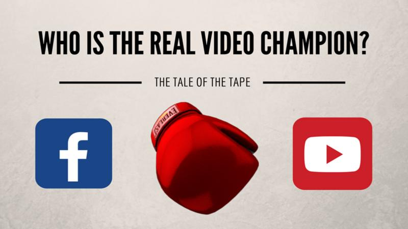 Facebook vs YouTube video: Who is winning the battle?
