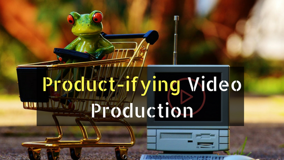 How we are 'Product'-ifying the Video Creation 'Service' with Readymade videos?