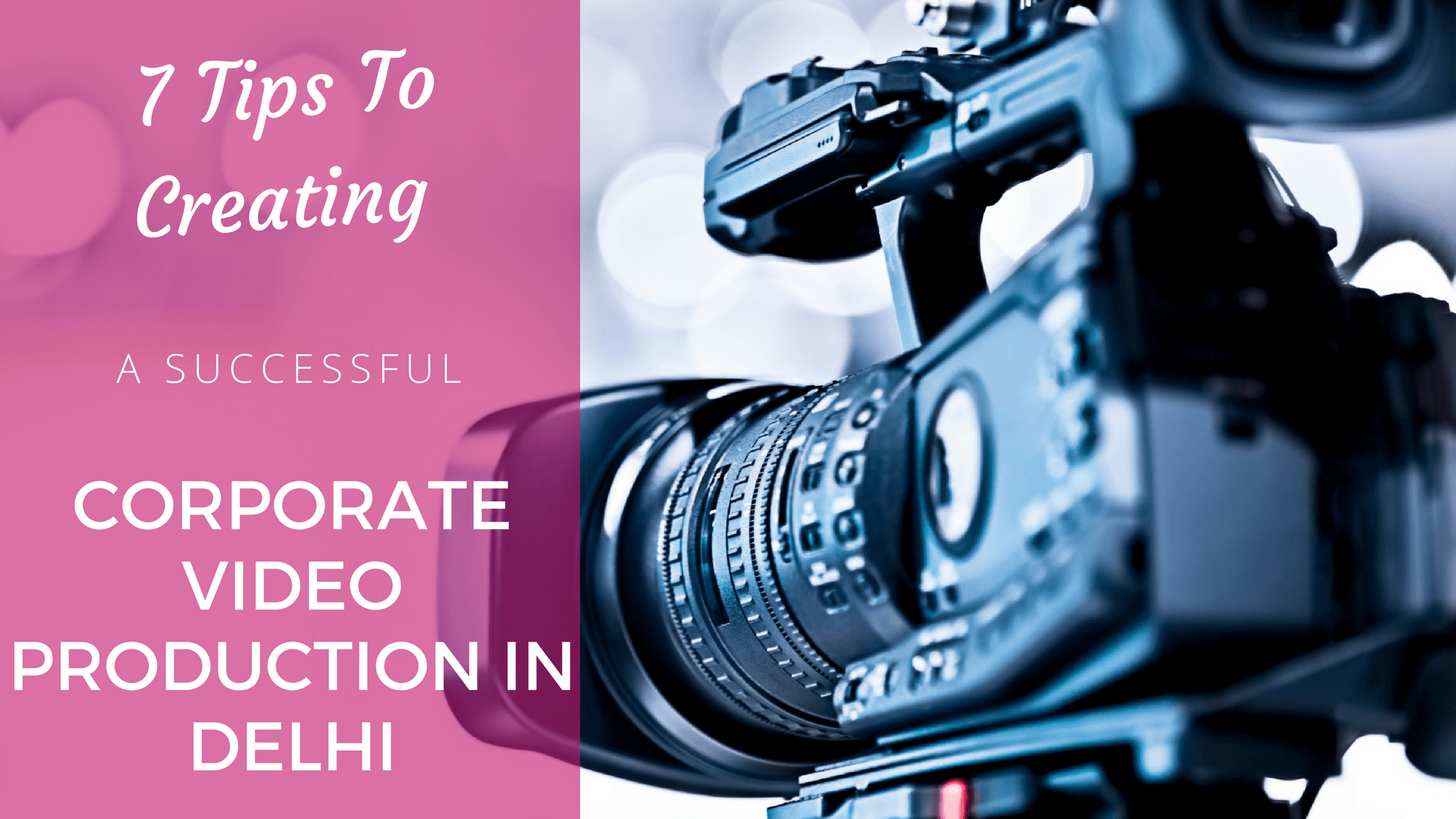 corporate video production delhi