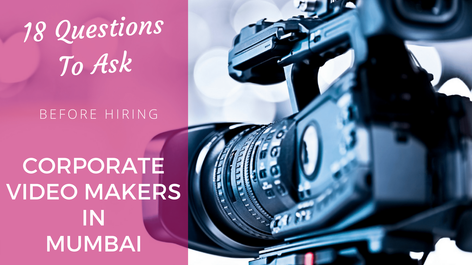 corporate video makers in mumbai